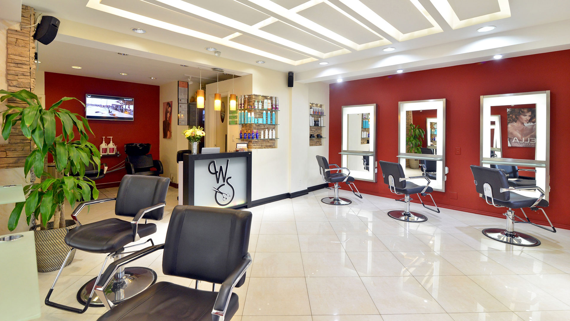Washington square hairstyling full service beauty salon for A creative touch beauty salon
